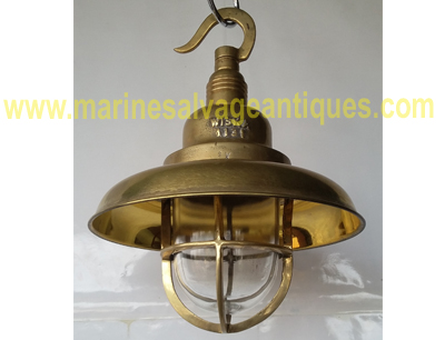 vintage ceiling shade light