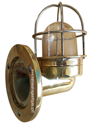 Nautical Antique Lights