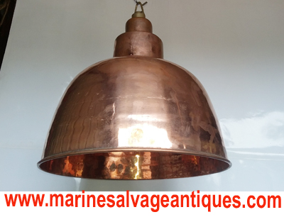 Industrial ship pendant light