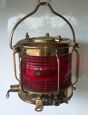 Antique Navigation Lights