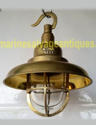 Industrial Nautical Light