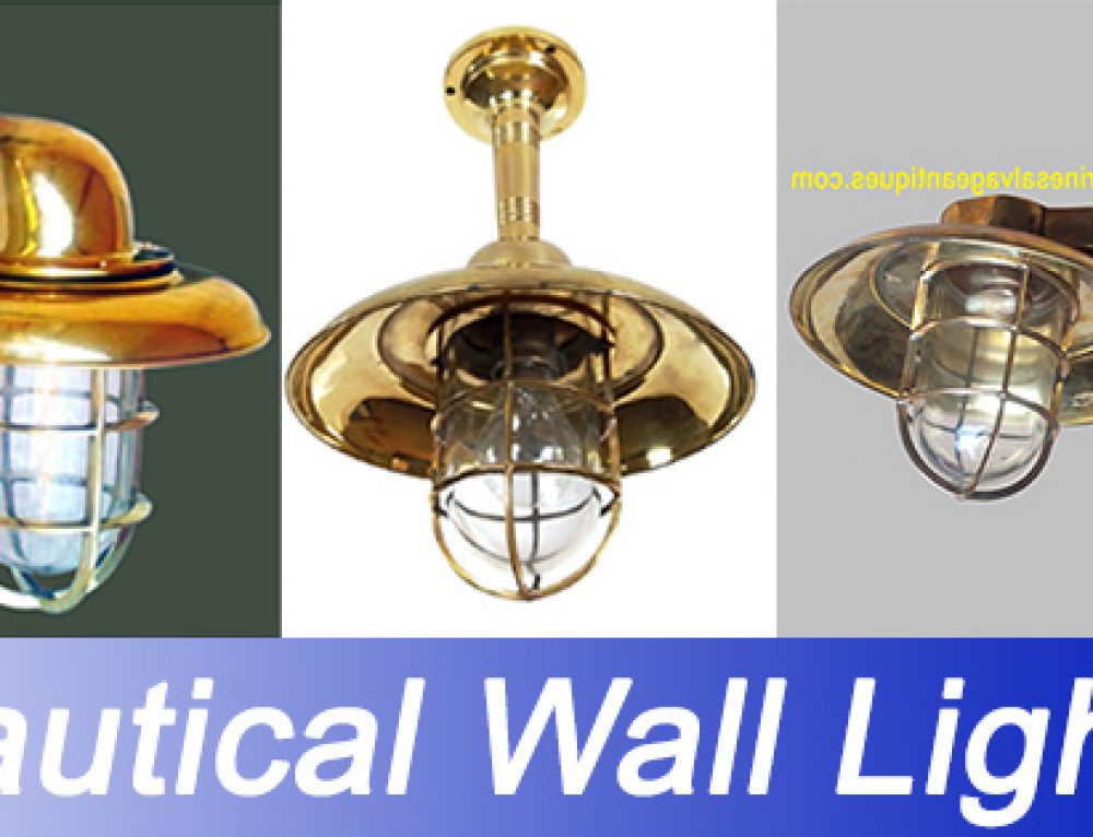 Nautical Wall Light