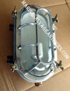 Oval Bulkhead Lights