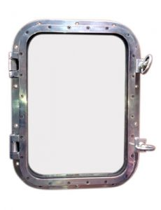 Rectangular Porthole
