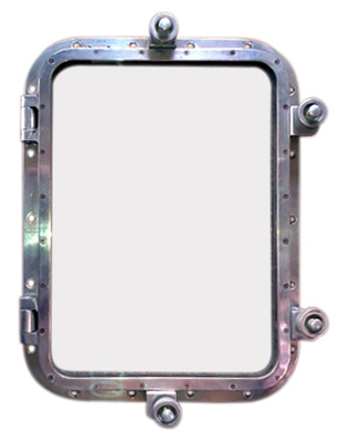 Rectangular Ship Porthole
