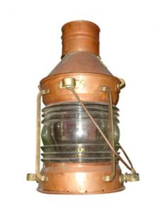 Ship Oil Lamp