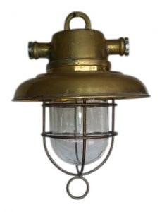 Ship Pendant Lights