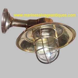 Vintage Brass Wall Lights