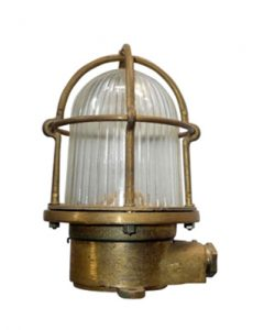 Brass Nautical Lights