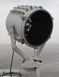 Ship Searchlight