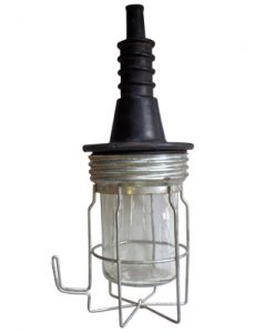 Ship's Engine Room Inspection Lamp