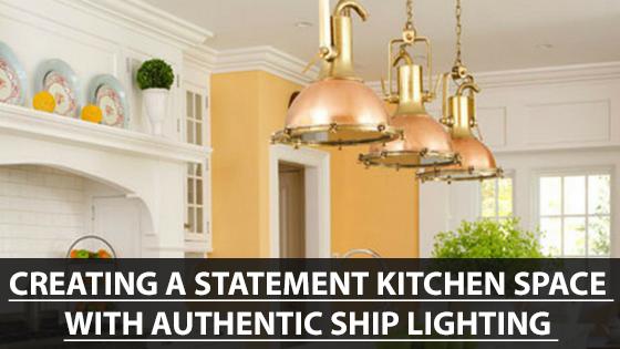 Authentic Ship Lighting