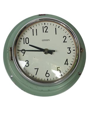 Citizen ship clock